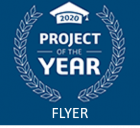 Project of the year 2020 - Official flyer