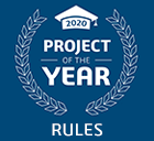 Project of the Year 2020 - Official Rules
